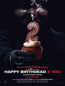 Couverture de Happy Birthdead 2 You