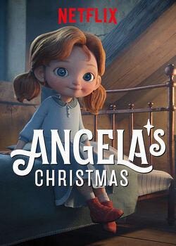 Couverture de Le Noël d'Angela