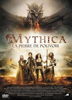 Couverture de Mythica, Chapitre 2 : La Pierre de Pouvoir