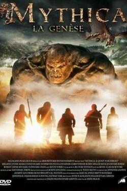 Couverture de Mythica : A Quest for Heroes