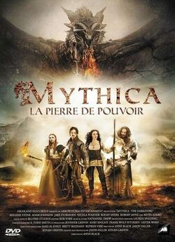 Couverture de Mythica : The Darkspore
