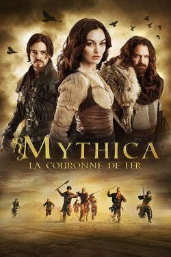 Couverture de Mythica: The Iron Crown