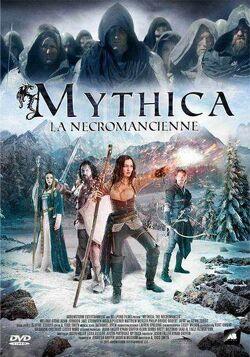 Couverture de Mythica 3 : The Necromancer