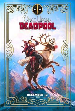 Couverture de Once Upon a Deadpool