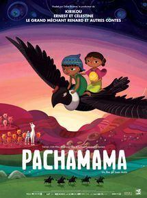 Couverture de Pachamama
