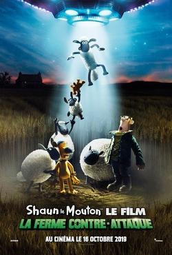 Couverture de Shaun le mouton 2 : La ferme contre-attaque