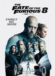 Couverture de The Fate Of The Furious