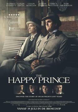 Couverture de The Happy Prince