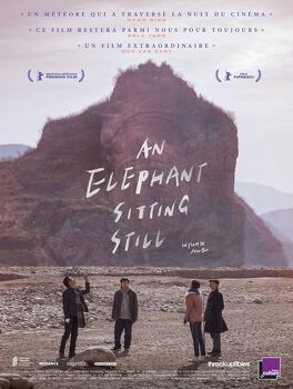 Couverture du livre : An Elephant Sitting Still