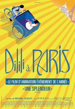 Couverture de Dilili à Paris