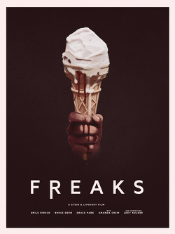 Couverture de Freaks