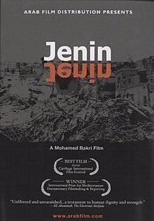 Couverture de Jenin, Jenin