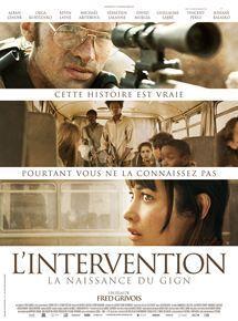 Couverture de L'Intervention