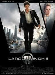 Couverture de Largo Winch II