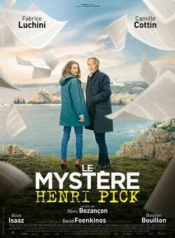 Couverture de Le mystère Henri Pick
