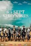 couverture Les sept mercenaires