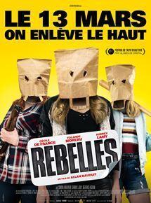 Couverture de Rebelles