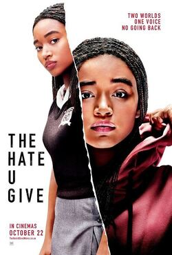 Couverture de The Hate U Give