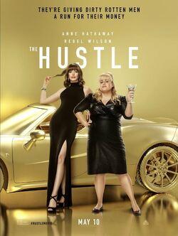 Couverture de The Hustle