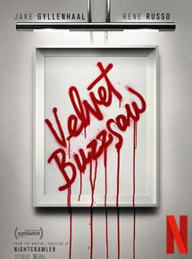 Couverture de Velvet Buzzsaw