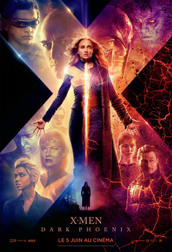 Couverture de X-Men : Dark Phoenix