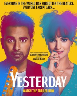 Couverture de Yesterday