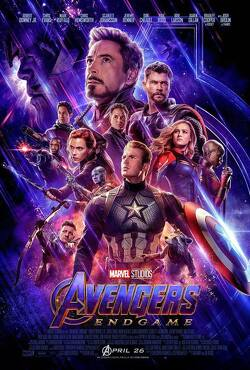 Couverture de Avengers : Endgame