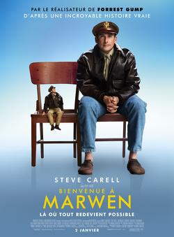 Couverture de Bienvenue à Marwen