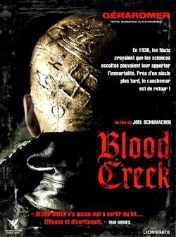 Couverture de Blood Creek