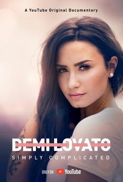 Couverture de Demi Lovato : Simply Complicated
