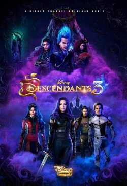 Couverture de Descendants 3