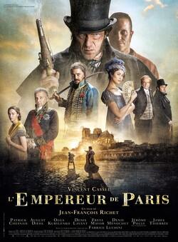 Couverture de L'empereur de Paris