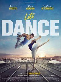 Couverture de Let's dance