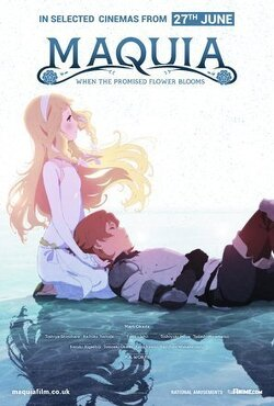Couverture de Maquia - When the Promised Flower Blooms