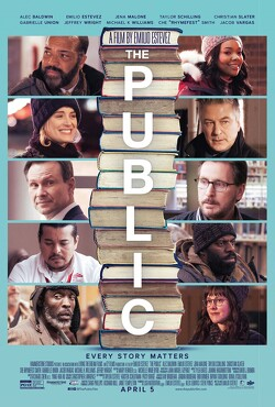 Couverture de The Public