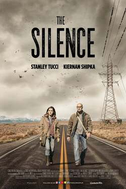 Couverture de The silence
