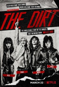 Couverture de the dirt