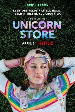 Couverture de Unicorn Store