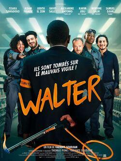 Couverture de Walter