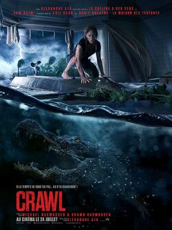 Couverture de Crawl
