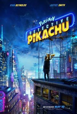 Couverture de Détective Pikachu