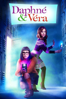 Couverture de Daphne and Velma
