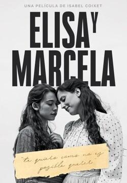 Couverture de Elisa et Marcela