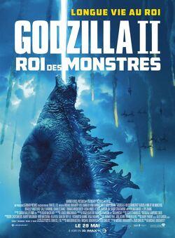 Couverture de Godzilla 2 : Roi des monstres