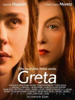 Couverture de Greta