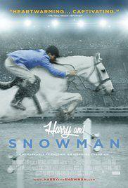 Couverture de Harry & Snowman