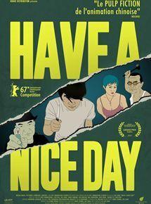 Couverture de Have a nice day