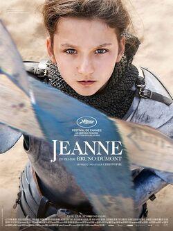 Couverture de Jeanne