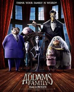 Couverture de La Famille Addams