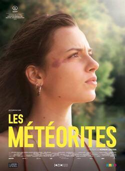 Couverture de Les météorites